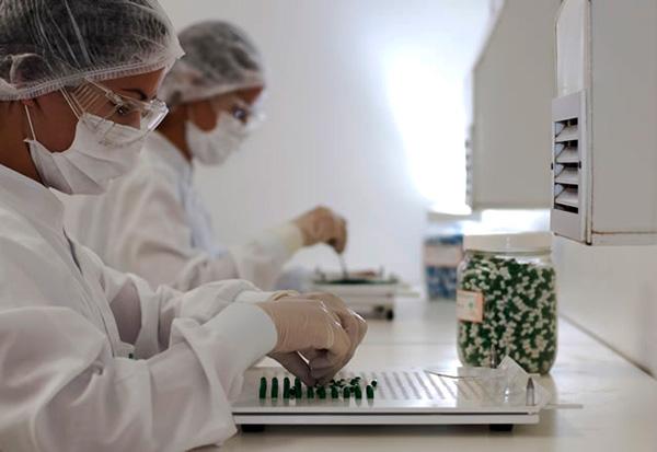 Farmacia de remédios manipulados